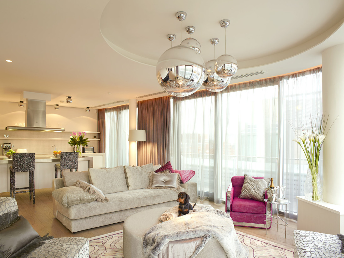 The Residences at W, London, Leicester Square