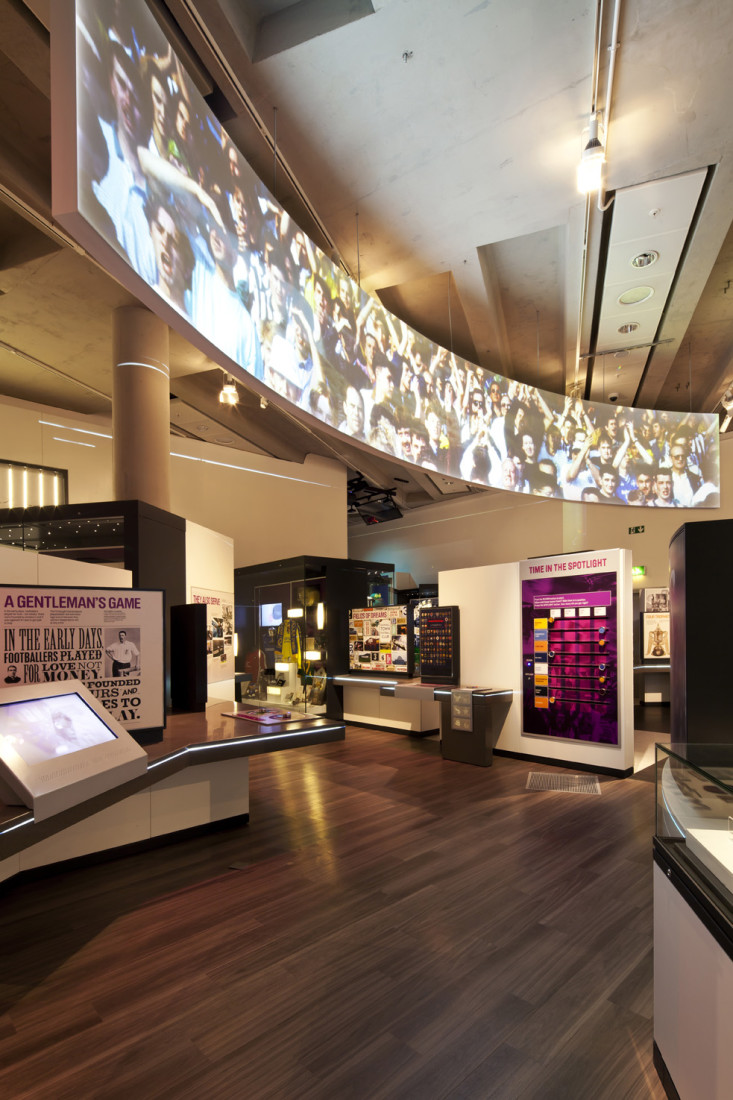 National Football Museum Manchester Edgewater Contracts