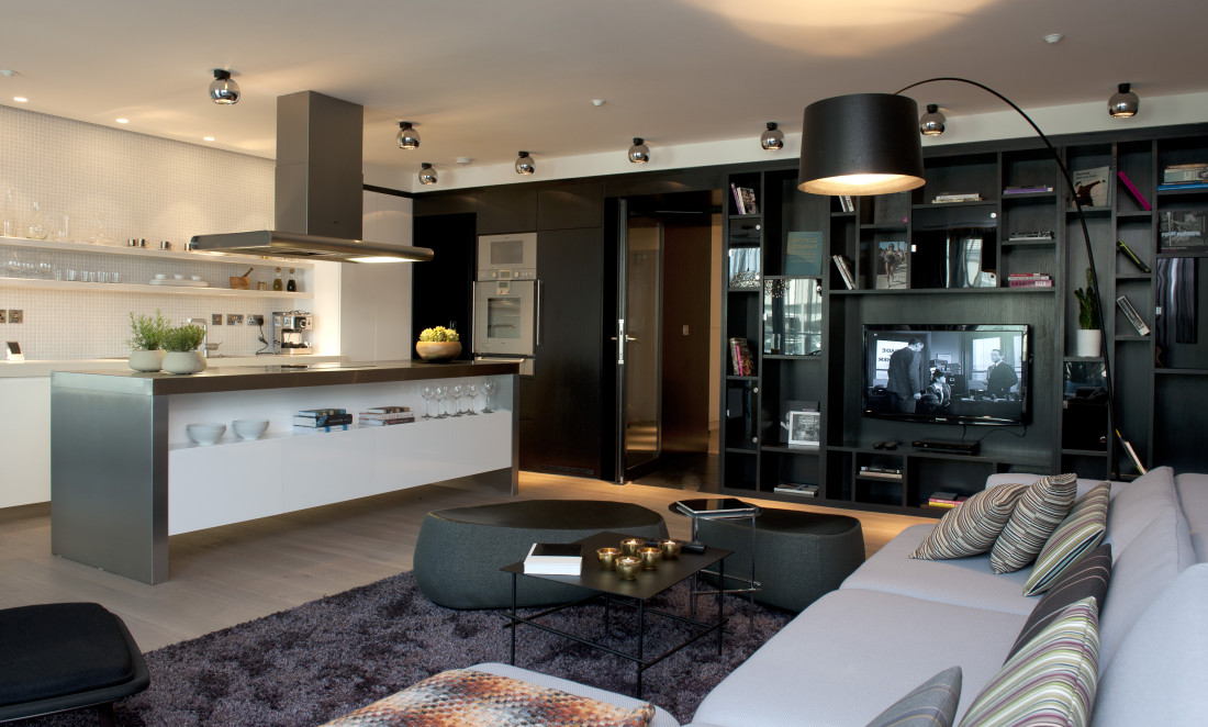The Residences At W London Leicester Square Edgewater Contracts Specialist Joinery