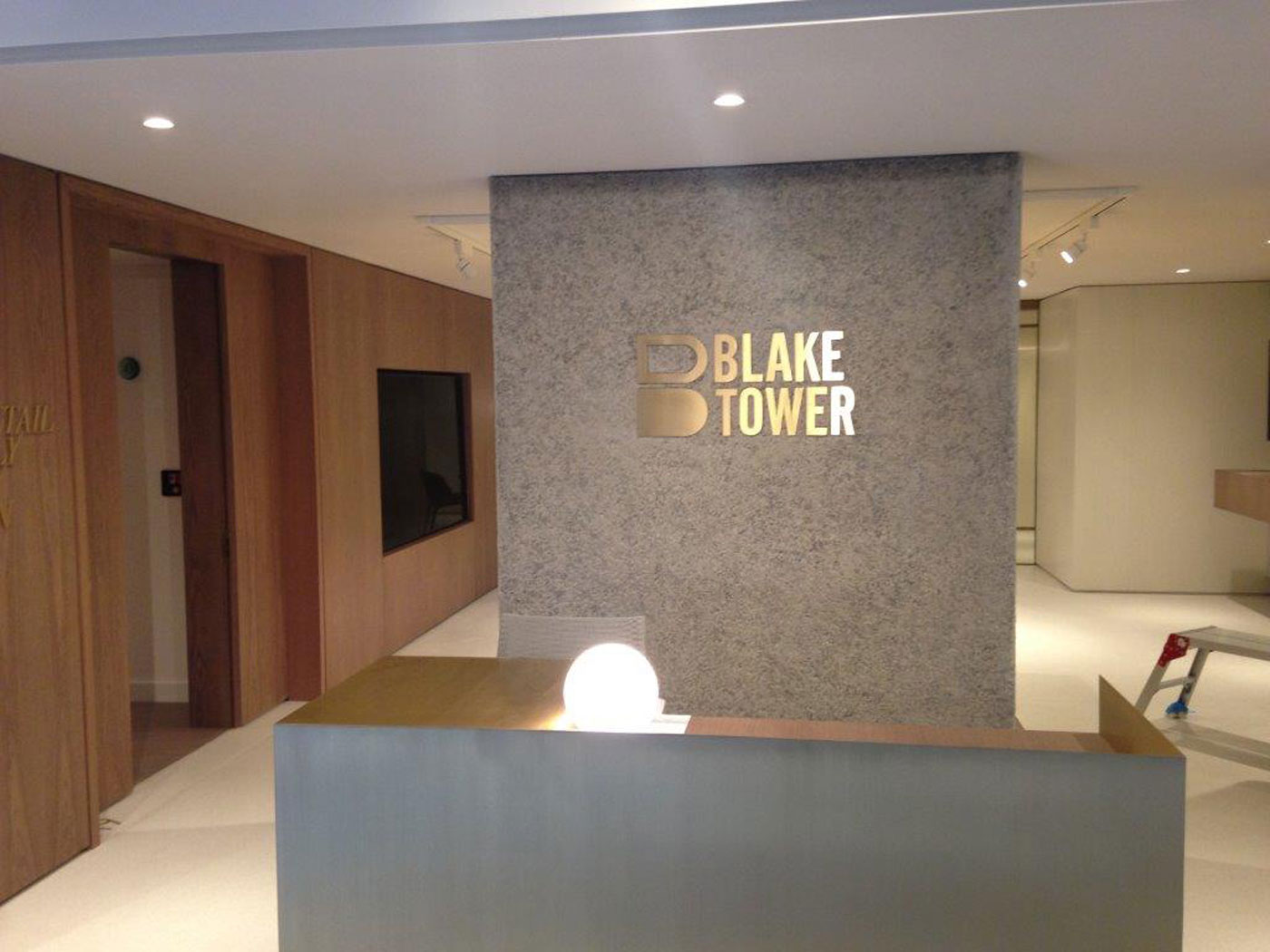 Blake Tower Fann Street London Edgewater Contracts