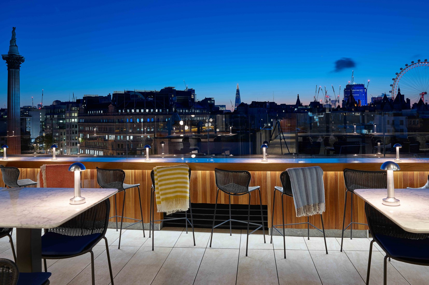 Trafalgar St James Hotel London Edgewater Contracts