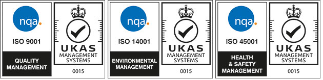 ISO Badges Edgewater Contracts